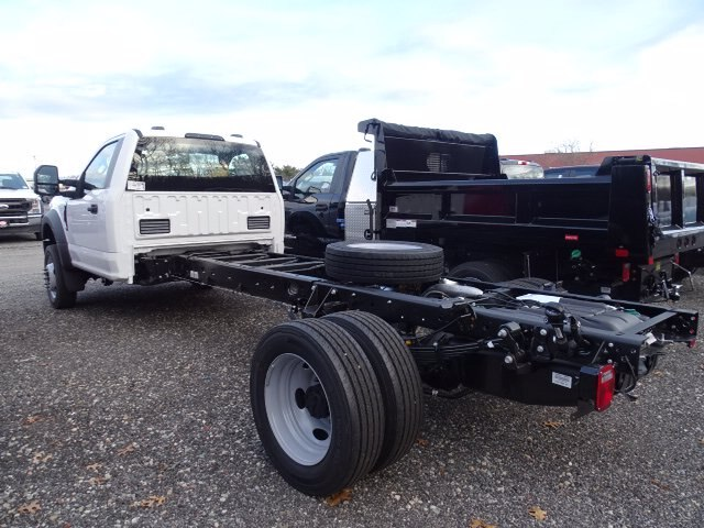2020 Ford F-550 Regular Cab DRW 4x2, Cab Chassis #GCR7673 - photo 2