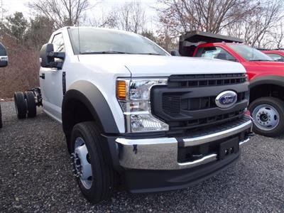 2020 Ford F-550 Regular Cab DRW 4x2, Cab Chassis #GCR7673 - photo 4