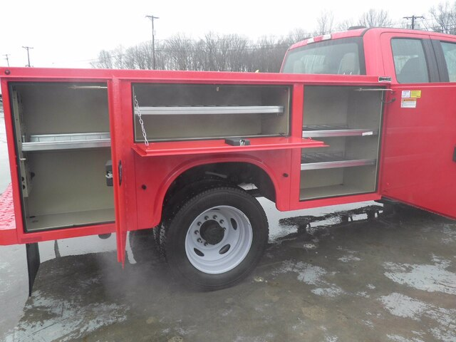 2020 Ford F-550 Super Cab DRW 4x4, Knapheide Service Body #GCR7804 - photo 12
