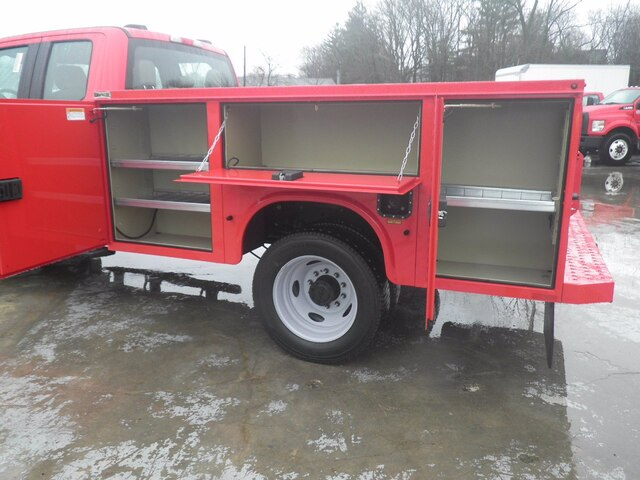 2020 Ford F-550 Super Cab DRW 4x4, Knapheide Service Body #GCR7804 - photo 13