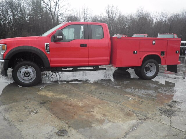 2020 Ford F-550 Super Cab DRW 4x4, Knapheide Service Body #GCR7804 - photo 5