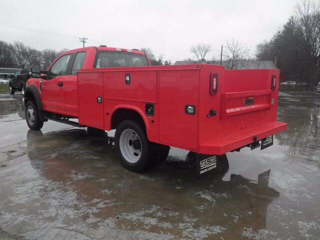 2020 Ford F-550 Super Cab DRW 4x4, Knapheide Service Body #GCR7804 - photo 6