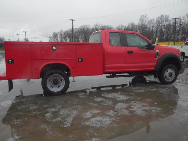 2020 Ford F-550 Super Cab DRW 4x4, Knapheide Service Body #GCR7804 - photo 8