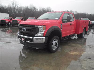 2020 Ford F-550 Super Cab DRW 4x4, Knapheide Service Body #GCR7804 - photo 4