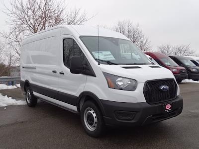 2021 Ford Transit 250 Medium Roof 4x2, Empty Cargo Van #GCR8008 - photo 1
