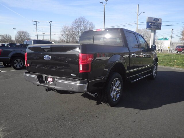 2020 Ford F-150 SuperCrew Cab 4x4, Pickup #GF5165 - photo 2