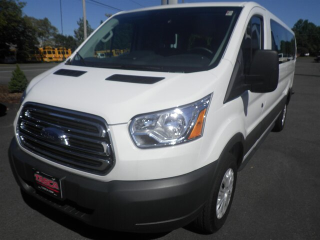 2018 Transit 350 Low Roof 4x2, Passenger Wagon #H3587 - photo 4