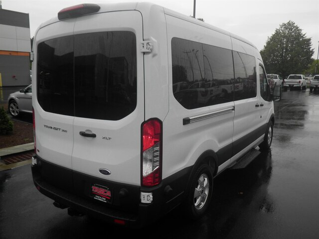 2019 Transit 350 Med Roof 4x2, Passenger Wagon #H3610 - photo 1