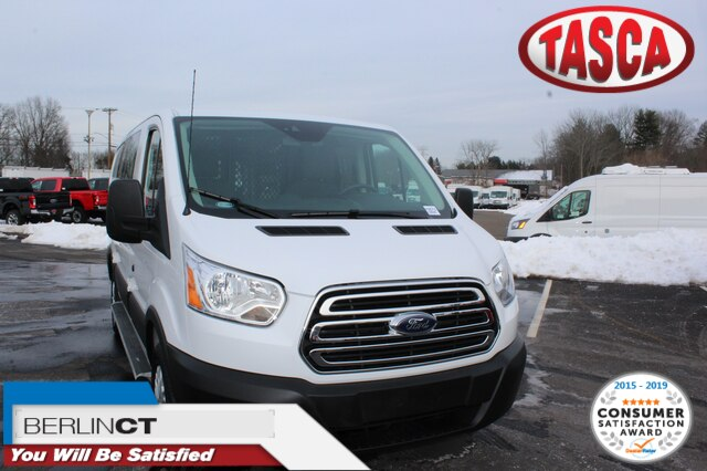 2019 Transit 250 Low Roof 4x2, Empty Cargo Van #H3673 - photo 1