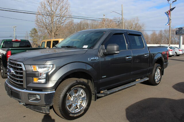2017 F-150 SuperCrew Cab 4x4, Pickup #H3680 - photo 12
