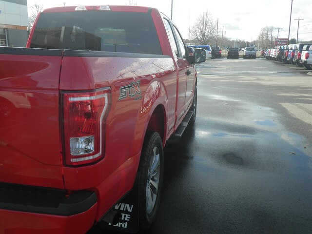 2017 F-150 Super Cab 4x4, Pickup #H3703 - photo 2