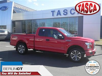 2017 F-150 Super Cab 4x4, Pickup #H3703 - photo 1