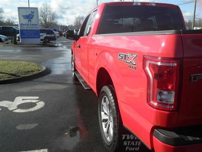 2017 F-150 Super Cab 4x4, Pickup #H3703 - photo 3