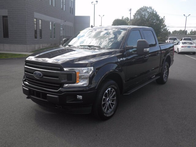 2019 Ford F-150 SuperCrew Cab 4x4, Pickup #H3759 - photo 1