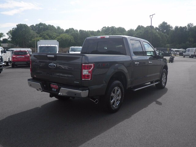 2018 Ford F-150 SuperCrew Cab 4x4, Pickup #H3760 - photo 7