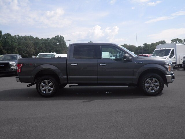 2018 Ford F-150 SuperCrew Cab 4x4, Pickup #H3760 - photo 8