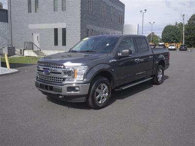 2018 Ford F-150 SuperCrew Cab 4x4, Pickup #H3760 - photo 1