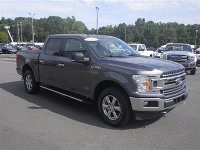 2018 Ford F-150 SuperCrew Cab 4x4, Pickup #H3760 - photo 4