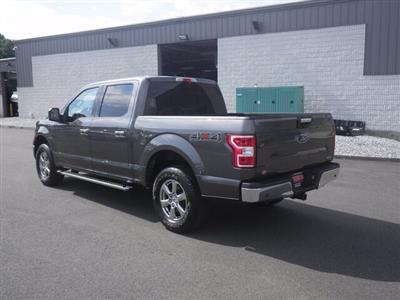 2018 Ford F-150 SuperCrew Cab 4x4, Pickup #H3760 - photo 2
