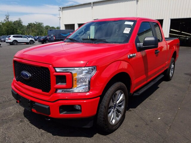 2018 Ford F-150 Super Cab 4x4, Pickup #H3766 - photo 1