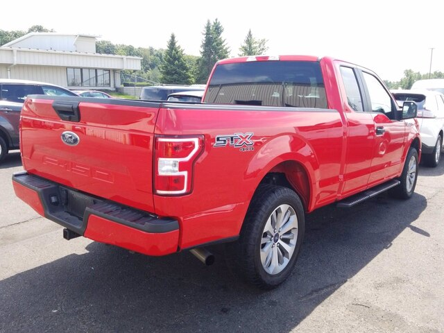 2018 Ford F-150 Super Cab 4x4, Pickup #H3766 - photo 5