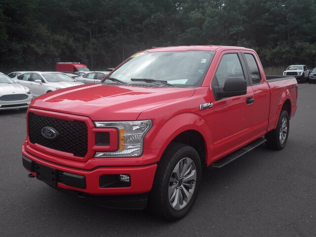 2018 Ford F-150 Super Cab 4x4, Pickup #H3766 - photo 7