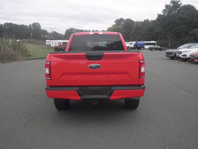 2018 Ford F-150 Super Cab 4x4, Pickup #H3766 - photo 9