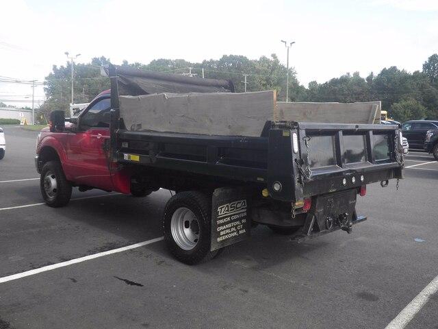 2015 Ford F-350 Regular Cab DRW 4x4, Dump Body #H3773 - photo 2