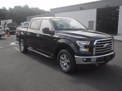 2017 Ford F-150 SuperCrew Cab 4x4, Pickup #H3781 - photo 3
