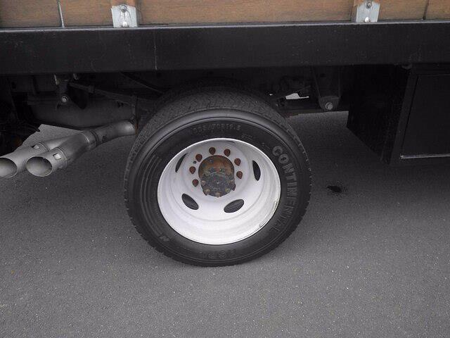 2016 Ford F-550 Crew Cab DRW 4x4, Stake Bed #H3812 - photo 10