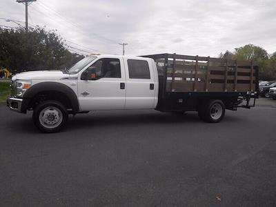 2016 Ford F-550 Crew Cab DRW 4x4, Stake Bed #H3812 - photo 5