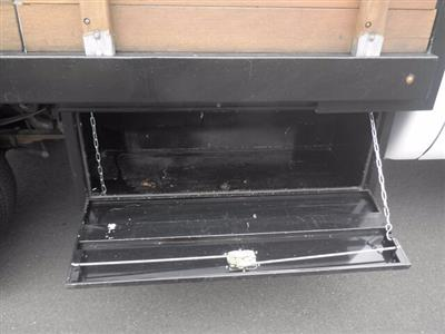 2016 Ford F-550 Crew Cab DRW 4x4, Stake Bed #H3812 - photo 12