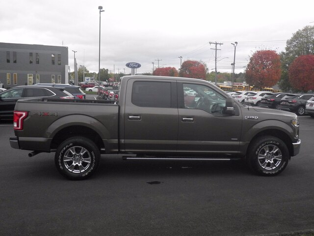 2016 Ford F-150 SuperCrew Cab 4x4, Pickup #H3817 - photo 10