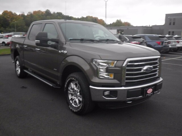 2016 Ford F-150 SuperCrew Cab 4x4, Pickup #H3817 - photo 3
