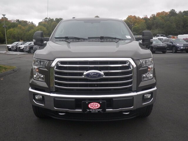 2016 Ford F-150 SuperCrew Cab 4x4, Pickup #H3817 - photo 4