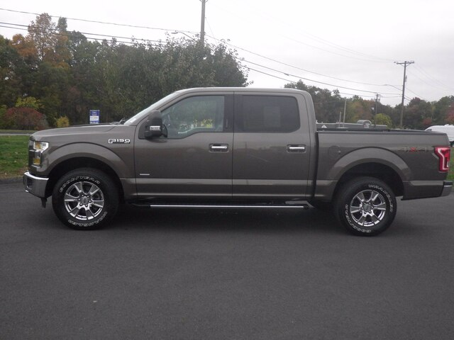 2016 Ford F-150 SuperCrew Cab 4x4, Pickup #H3817 - photo 5