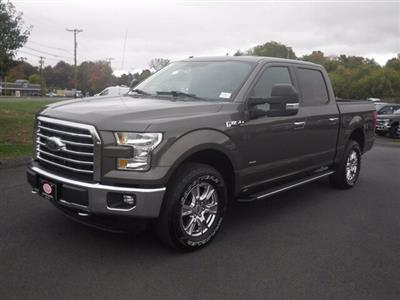 2016 Ford F-150 SuperCrew Cab 4x4, Pickup #H3817 - photo 1