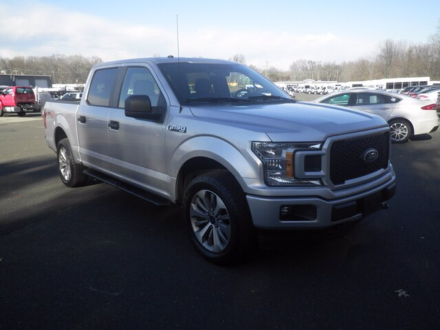 2018 Ford F-150 SuperCrew Cab 4x4, Pickup #H3833 - photo 1