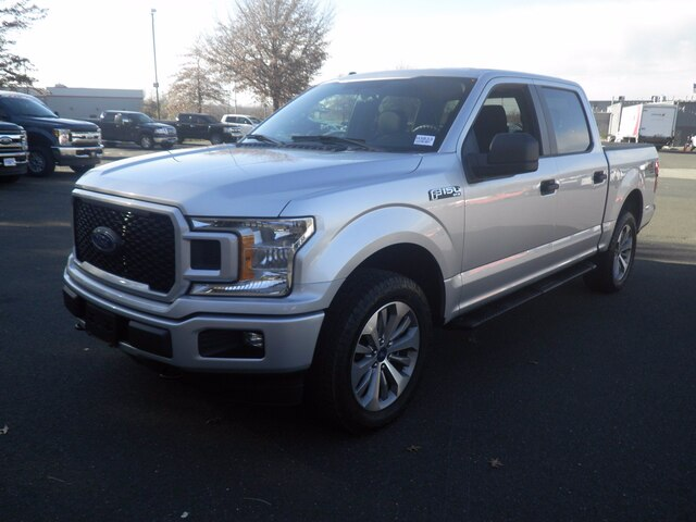 2018 Ford F-150 SuperCrew Cab 4x4, Pickup #H3833 - photo 5