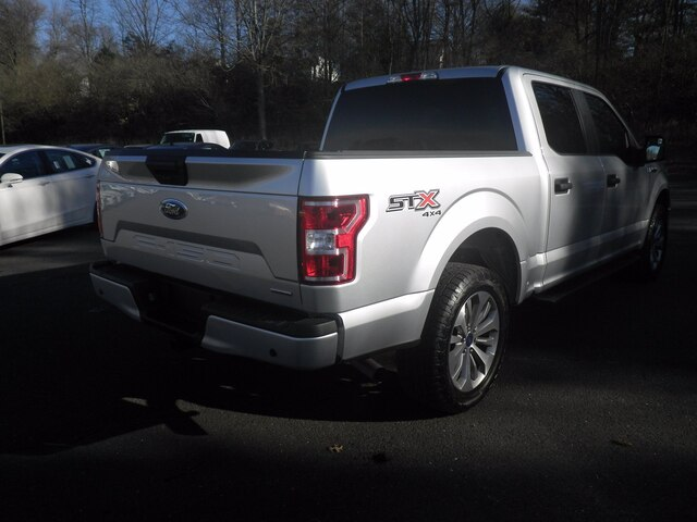 2018 Ford F-150 SuperCrew Cab 4x4, Pickup #H3833 - photo 2