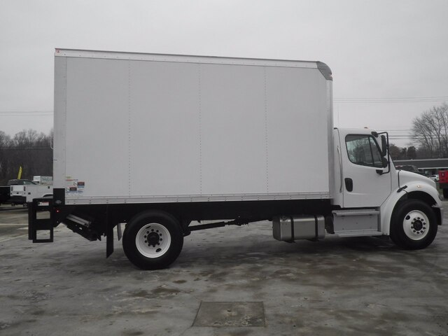 2019 Freightliner M2 106 4x2, Dry Freight #H3862 - photo 8