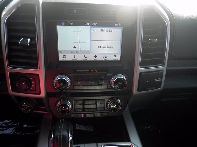 2018 Ford F-150 SuperCrew Cab 4x4, Pickup #H3941 - photo 20