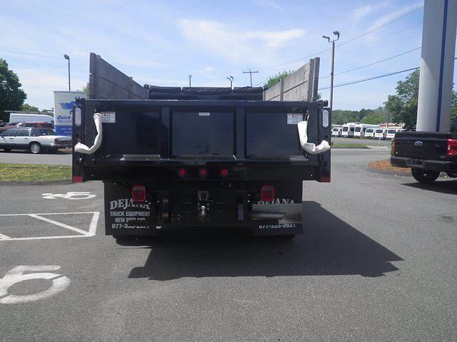 2019 Ford F-550 Regular Cab DRW 4x4, Dump Body #H3978 - photo 7