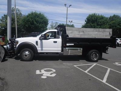 2019 F-550 Regular Cab DRW 4x4,  Dump Body #H3978 - photo 5