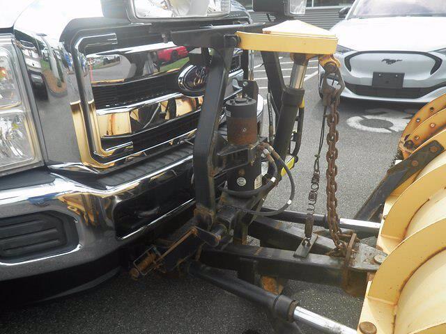 2016 Ford F-550 Regular Cab DRW 4x4, Dump Body #H3984 - photo 12