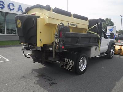 2016 Ford F-550 Regular Cab DRW 4x4, Dump Body #H3984 - photo 2