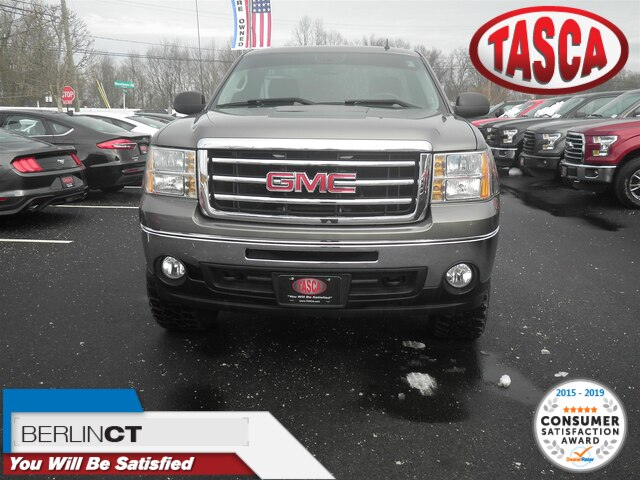 2013 Sierra 1500 Regular Cab 4x4, Pickup #HIP4554A - photo 1
