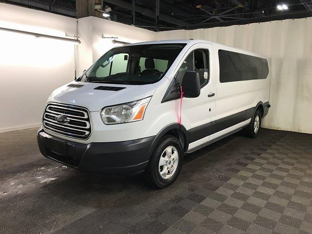 2018 Transit 350 Low Roof 4x2, Passenger Wagon #HP1322 - photo 1