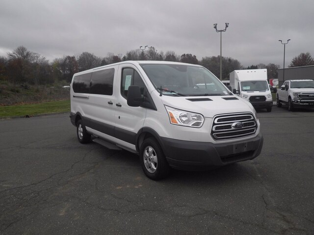 2018 Ford Transit 350 Low Roof 4x2, Passenger Wagon #HPSUU2897 - photo 1