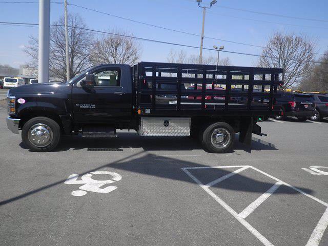 2019 Chevrolet Silverado Medium Duty Regular Cab DRW 4x2, Stake Bed #HSU2733 - photo 5